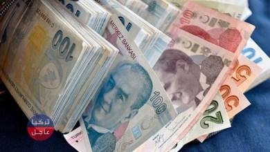 الليرة التركية مقابل الدولار واليورو