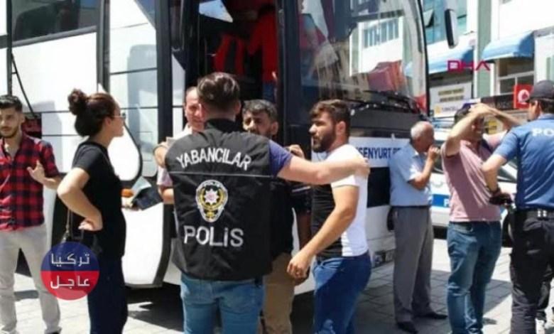 اعتـ ـقال لأكثر من 100 مواطن سوري في إسطنبول .. ما القصة؟!