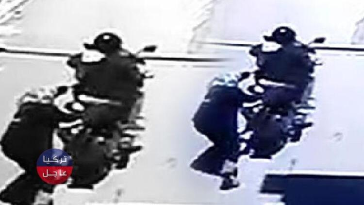 شاهد بالفيديو سائق دراجة نارية يتحـ رش بامرأة وسط الشارع (فيديو)