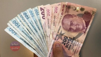 عاجل: سعر صرف الليرة التركية مقابل الدولار واليورو وبقية العملات اليوم الجمعة