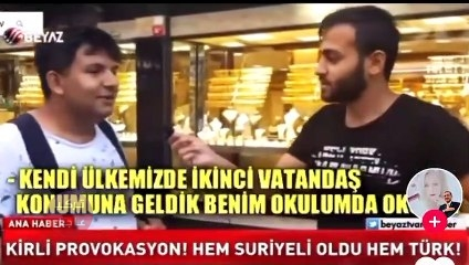 فيديو يحدث ضجة في تركيا أعاد حزب الشعب عرضه لتهيـ ـيج الرأي العام ضـ ـد السوريين (فيديو)