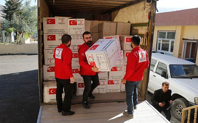 Kurdistan, earthquake, help, AFAD, Turkey