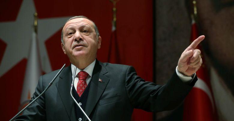 Erdogan Syrian Kurds Syria