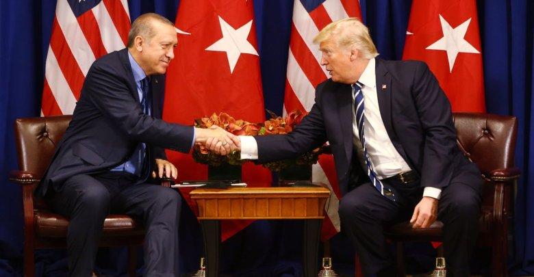 Erdogan, Trump, Mevlut Cavusoglu, arms supply, Syrian Kurds, YPG
