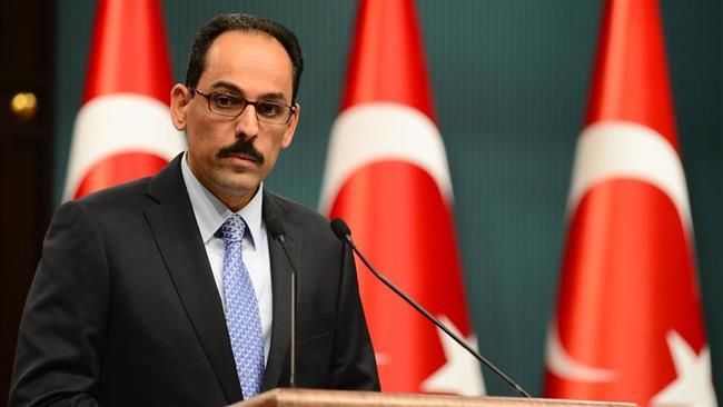 ibrahim kalin syria turkey