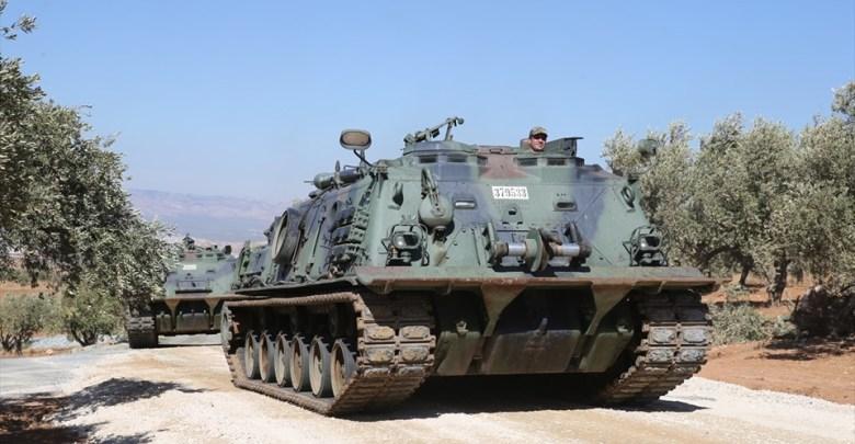 Idlib, Turkish military, reinforcements, de-escalation