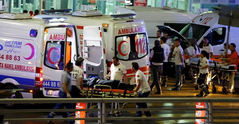 Islamic State suspects, Istanbul Airport attack, trial, defendants