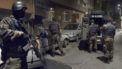 Islamic State, Istanbul, police, operation