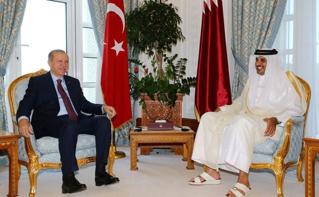 Turkish media highlights, Erdogan, Qatar, military support, Reza Zarrab, diplomatic note, EU