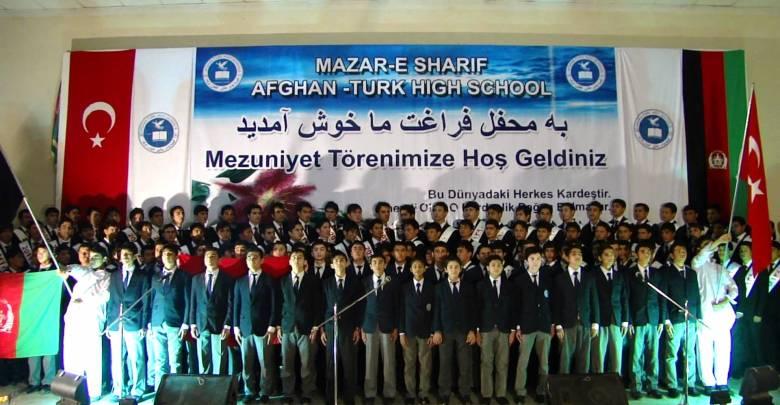 Afghanistan, Turkey, Turkish schools, Erdogan, Gulen