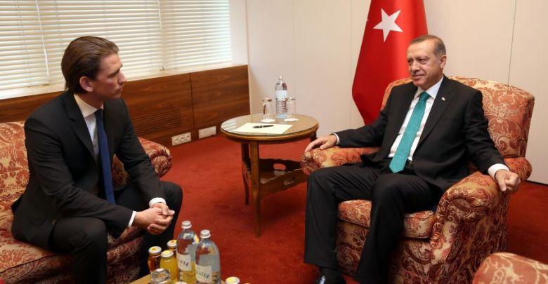 Austria, far-right, Sebastian Kurz, Erdogan, racism, racist approaches, EU, Turkey