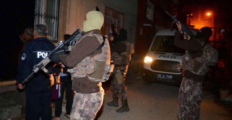 Turkey, Islamic State, crackdown