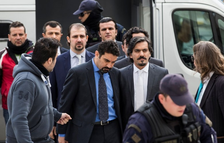 Turkey, Greece, extradition, soldiers
