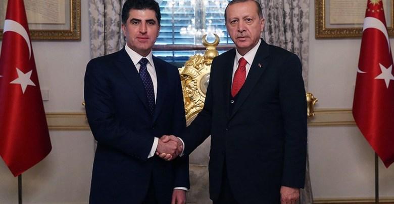 Turkey, Kurdistan, Barzani