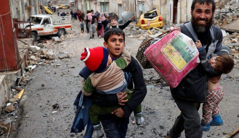 Turkey, Syria, Russia, Iran, migrant wave, Idlib