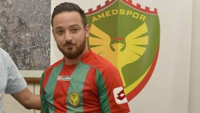 Deniz Naki, Kurdish player, Diyarbakir, Amedspor, Germany, murder attempt