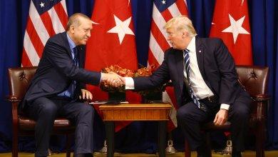 Erdogan, Trump, Syria