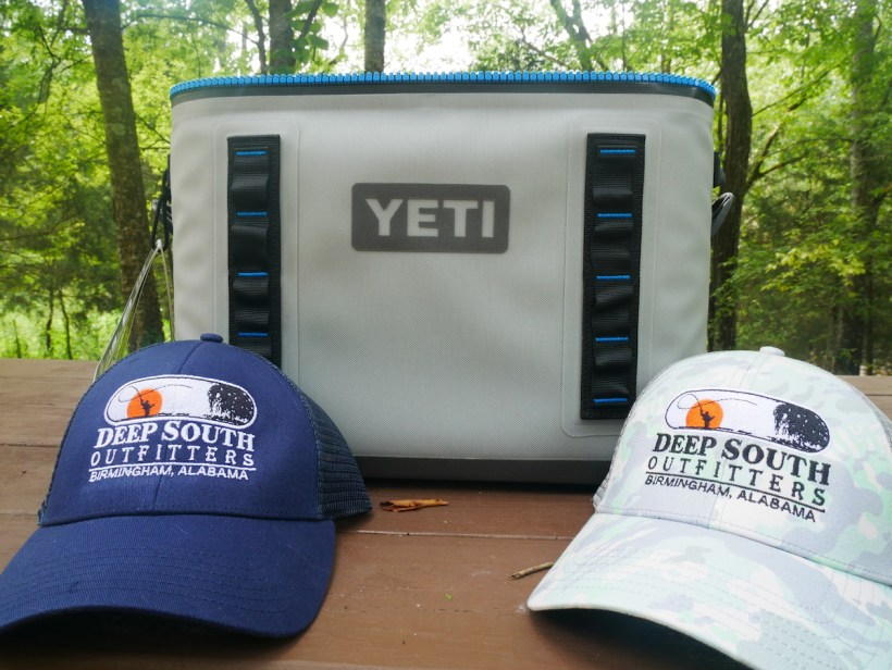 1st Place: Yeti Cooler Package