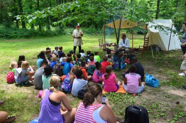 TCNP offers hands on Environmental Education programs for kids of all ages!