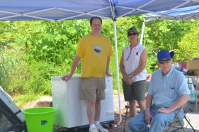 The City of Pinson's Beat the Heat Icecream Giveaway!