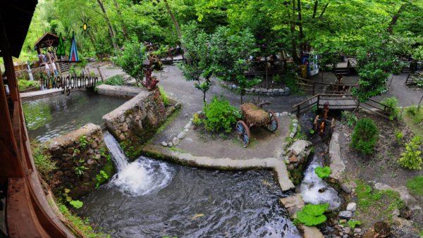 رحلة سبانجا و شلالات معشوقية في يوم واحد