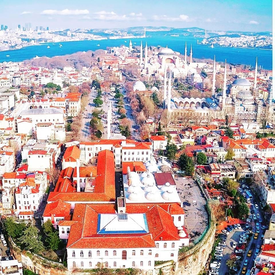 اماكن سياحية في بورصة سبانجا اسطنبول بولو ابانت