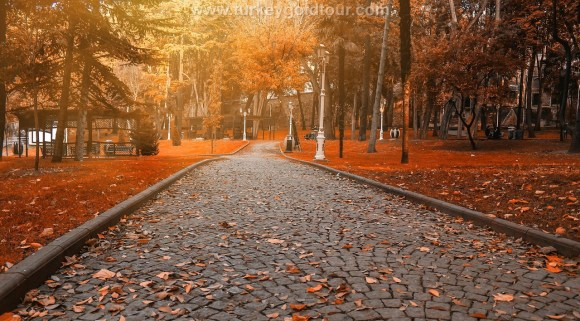 الاحوال الجوية في اسطنبول في فصل الخريف