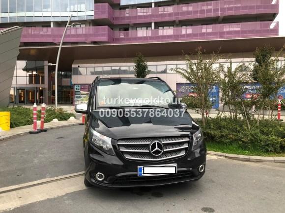 سائق عربي في اسطنبول