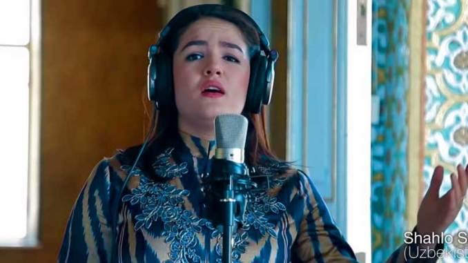 Uzbekki laulaja