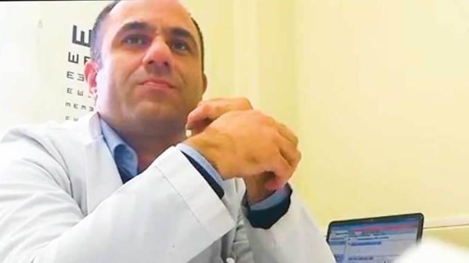 Perhelääkäri Mustafa Gün