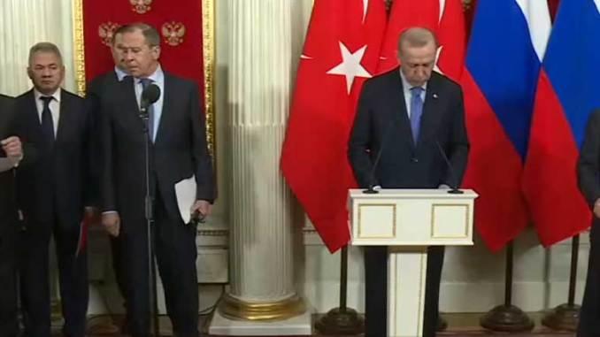 Putin ja Erdogan