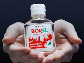 Kotimainen desinfiointiaine- BOREL
