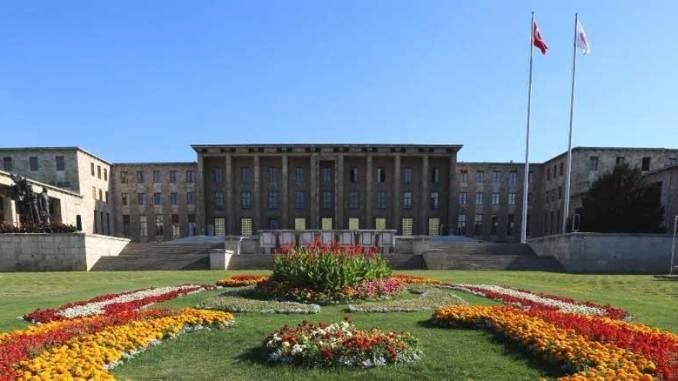 Turkin parlamentti