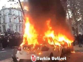 Ranskan protestit