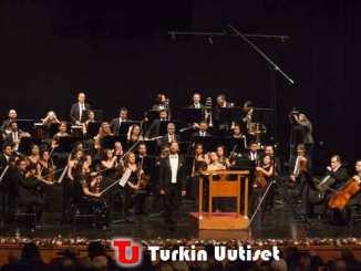 Bursa:n valtiollinen ja alueellinen sinfoniaorkesteri