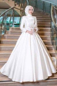 محلات بيع فساتين الزفاف في تركيا