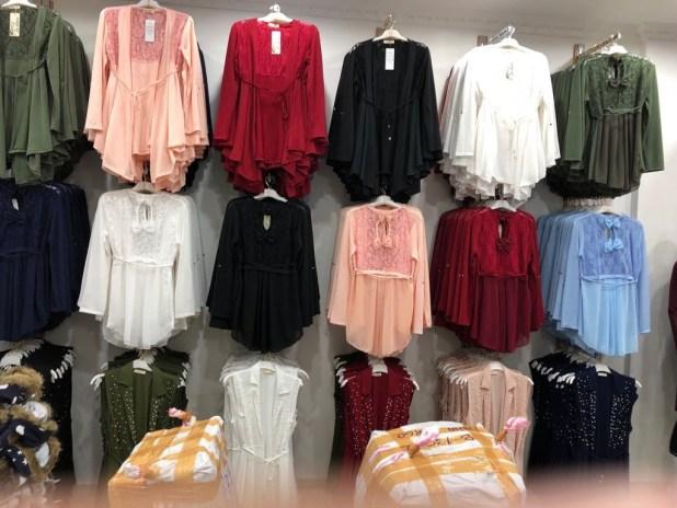 صادرات تركيا من الملابس الجاهزة