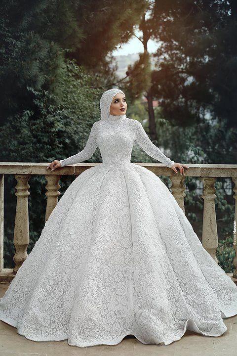 أرقى محلات فساتين الزفاف في تركيا