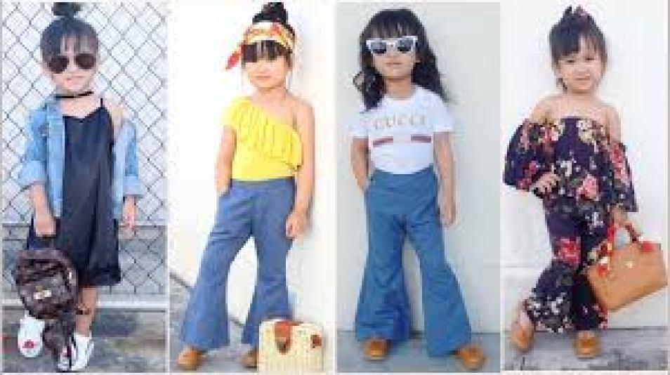 احدث ملابس الاطفال