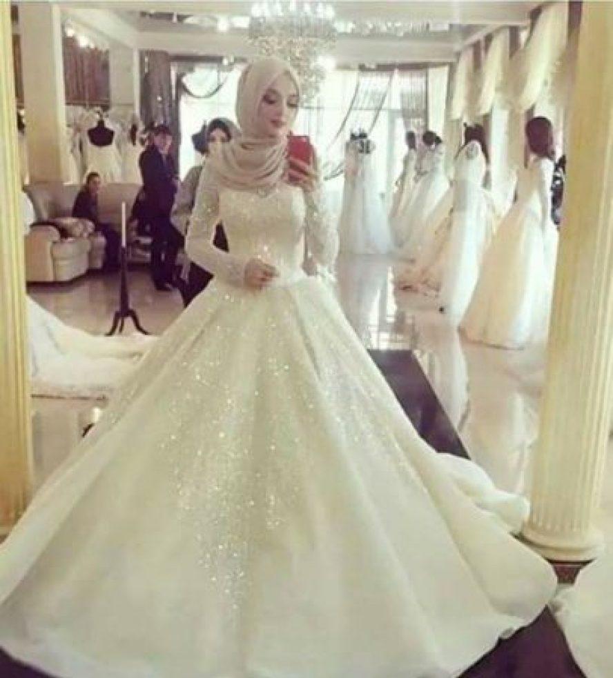 شراء فساتين زفاف