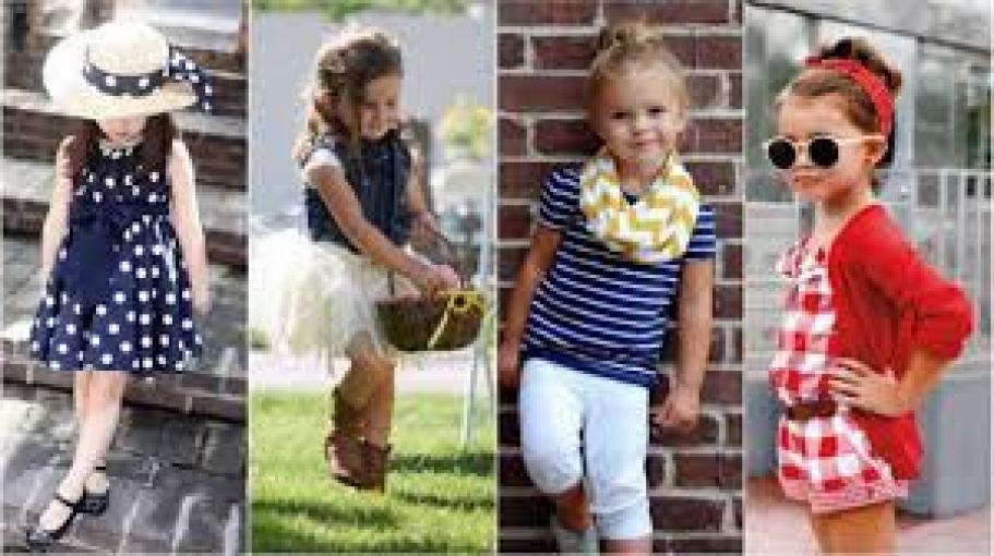 شركات ملابس اطفال
