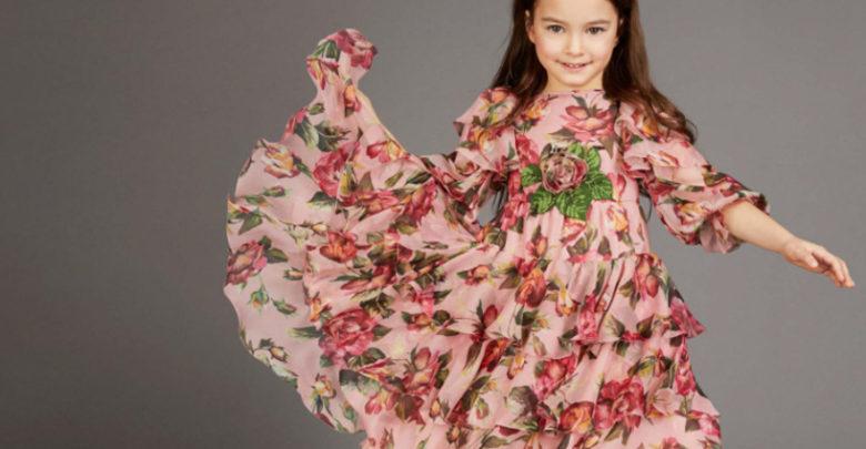 مشروع ملابس اطفال