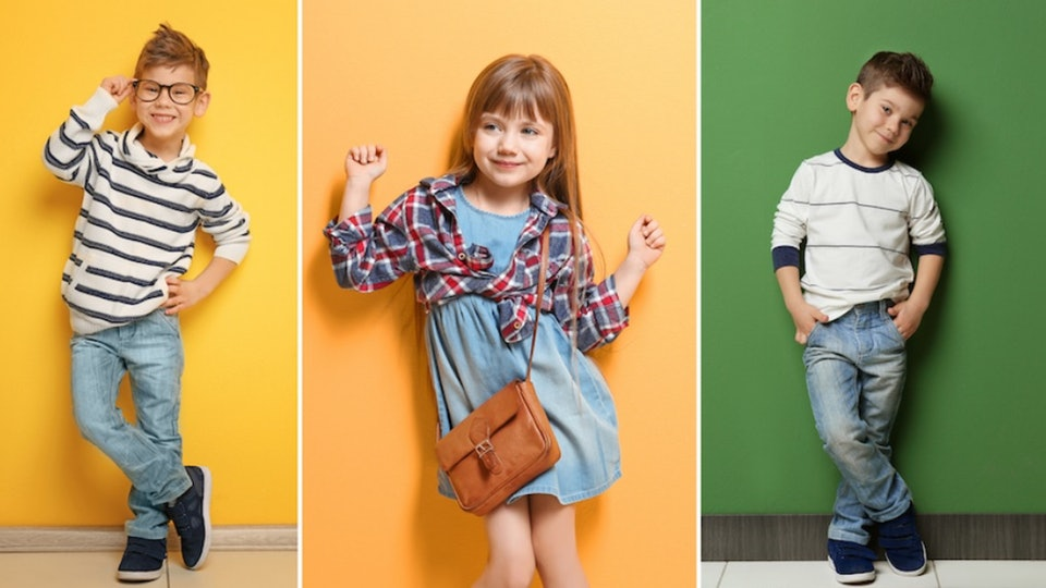 مكتب جمله ملابس اطفال