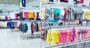 محلات ملابس اطفال