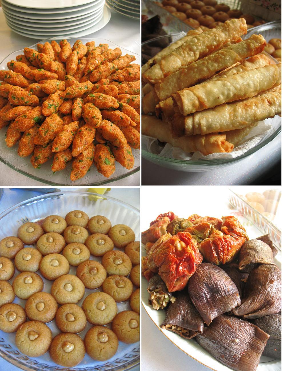Food Turkish Cuisine