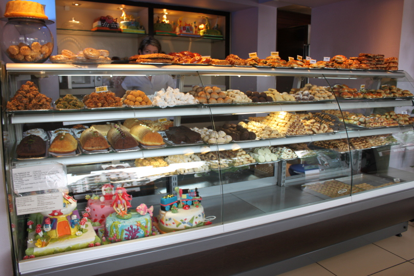 types of kitchen counters white painted cabinets turkish pastry shops ( pastane ) | secrets