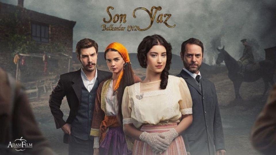 مسلسل الصيف الأخير الحلقة 16 مترجمة للعربية