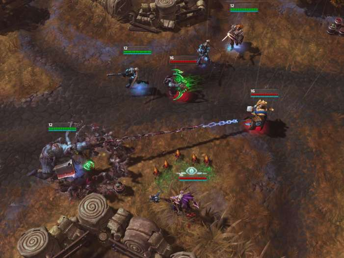 Heroes of the Storm İnceleme
