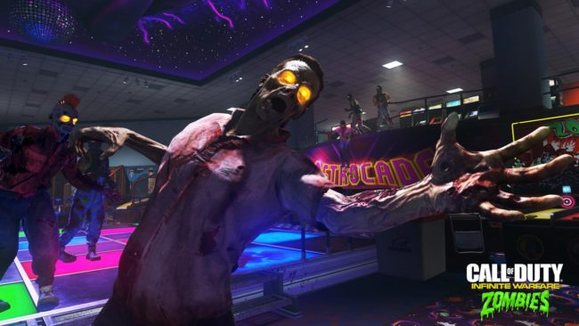 Call Of Duty: Infinite Warfare Zombies in Spaceland