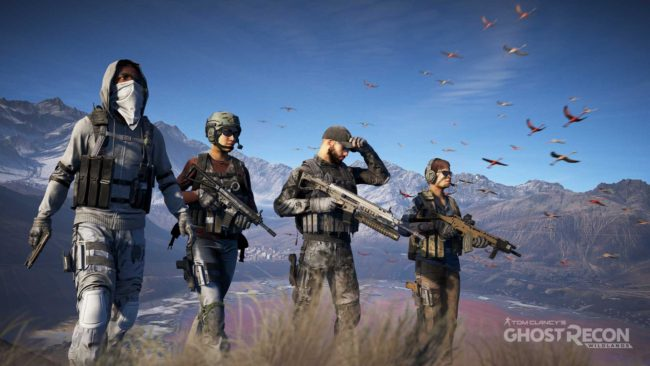 Ghost Recon Wildlands Gamescom 2016 Videosu